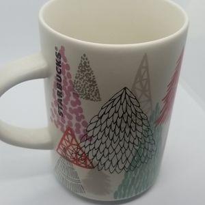 NWT Limited Edition Starbucks Holiday Mug